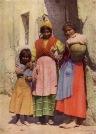 photo of gypsy girls
