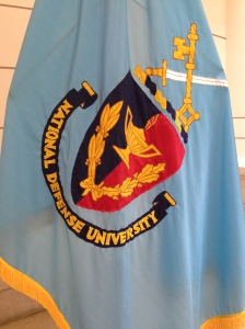 flag of National Defense University