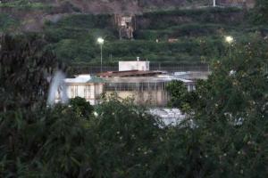 prison hidden in a valley