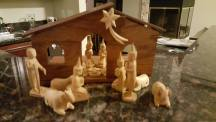 Thailand nativity